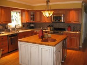 Removing Kitchen Soffits Worth It Kitchen Craftsman