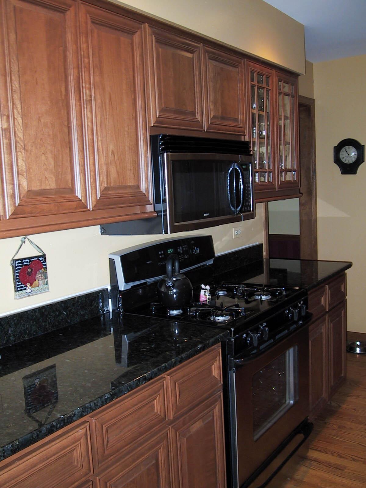 Removing Kitchen Soffits - Worth it? - Kitchen Craftsman ...