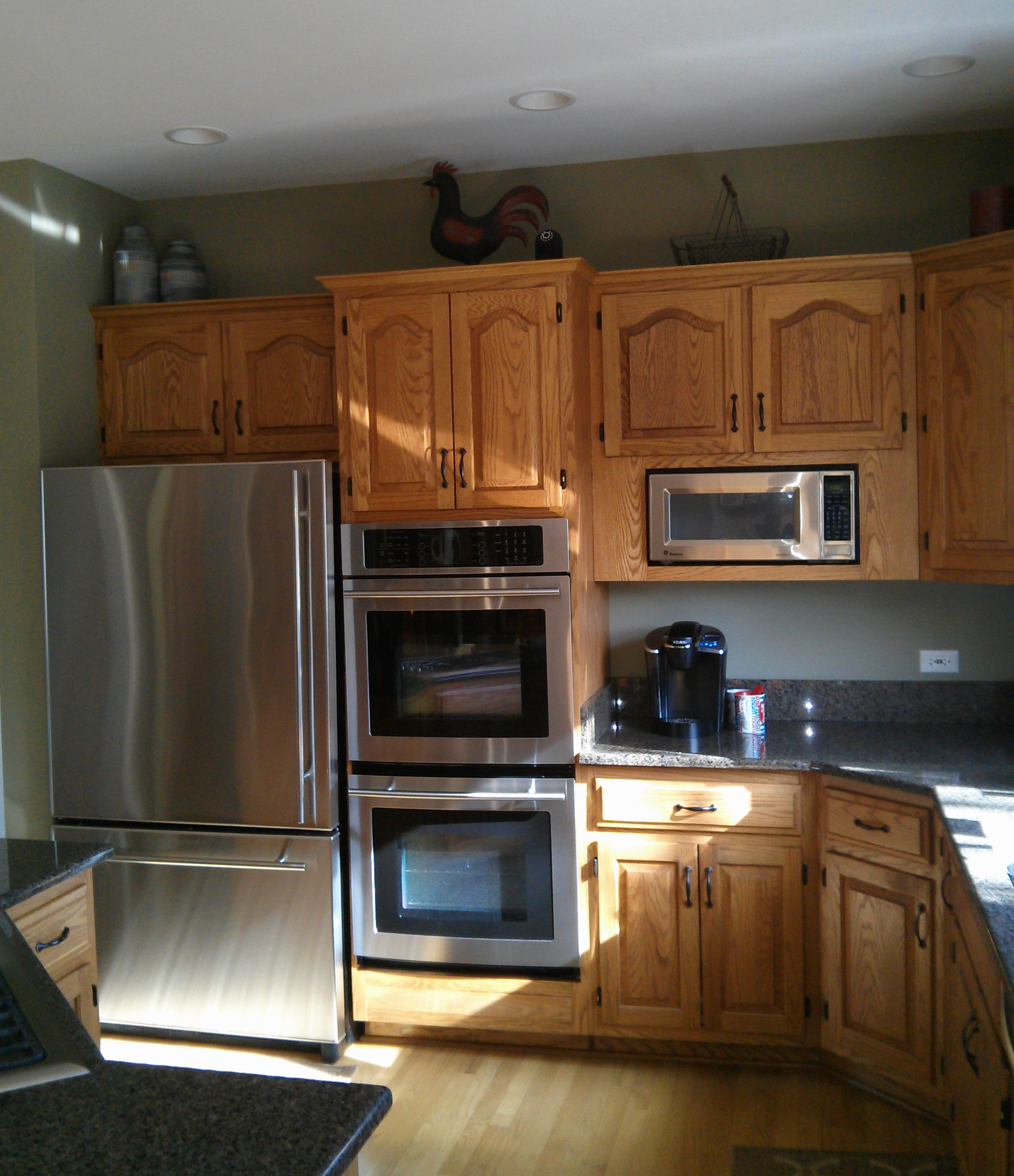 Cabinet Refacing in South Naperville - Kitchen Craftsman - Geneva ...