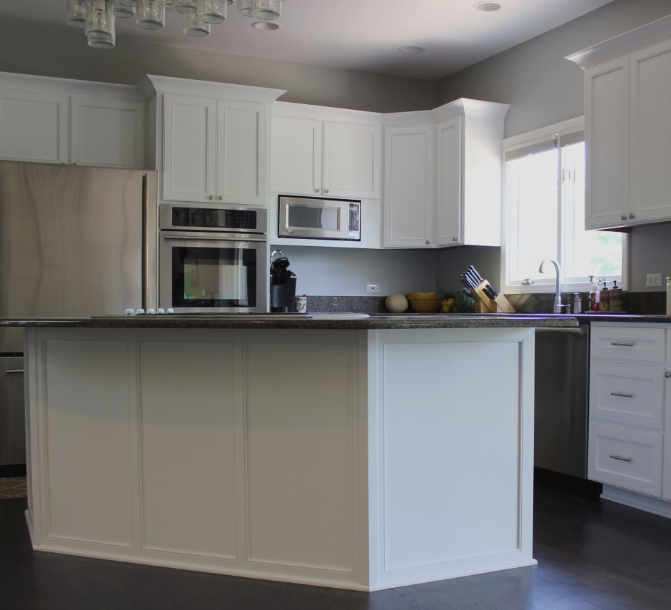 Refacing Old Kitchen Cabinets: Cabinet Refacing With Solid Wood