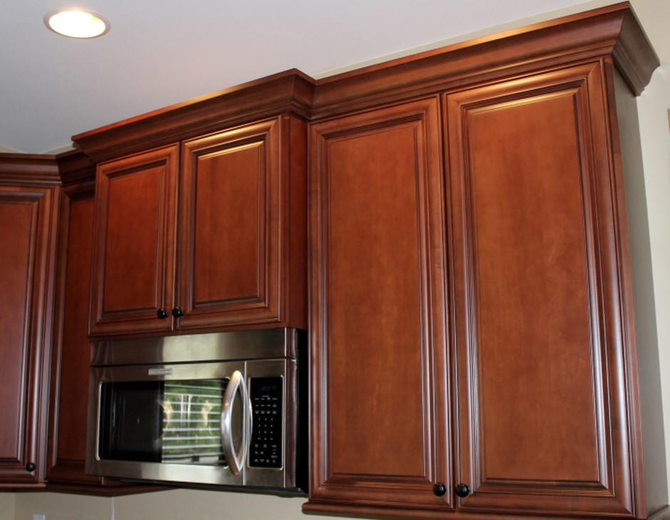 Cabinet Refacing With Solid Wood