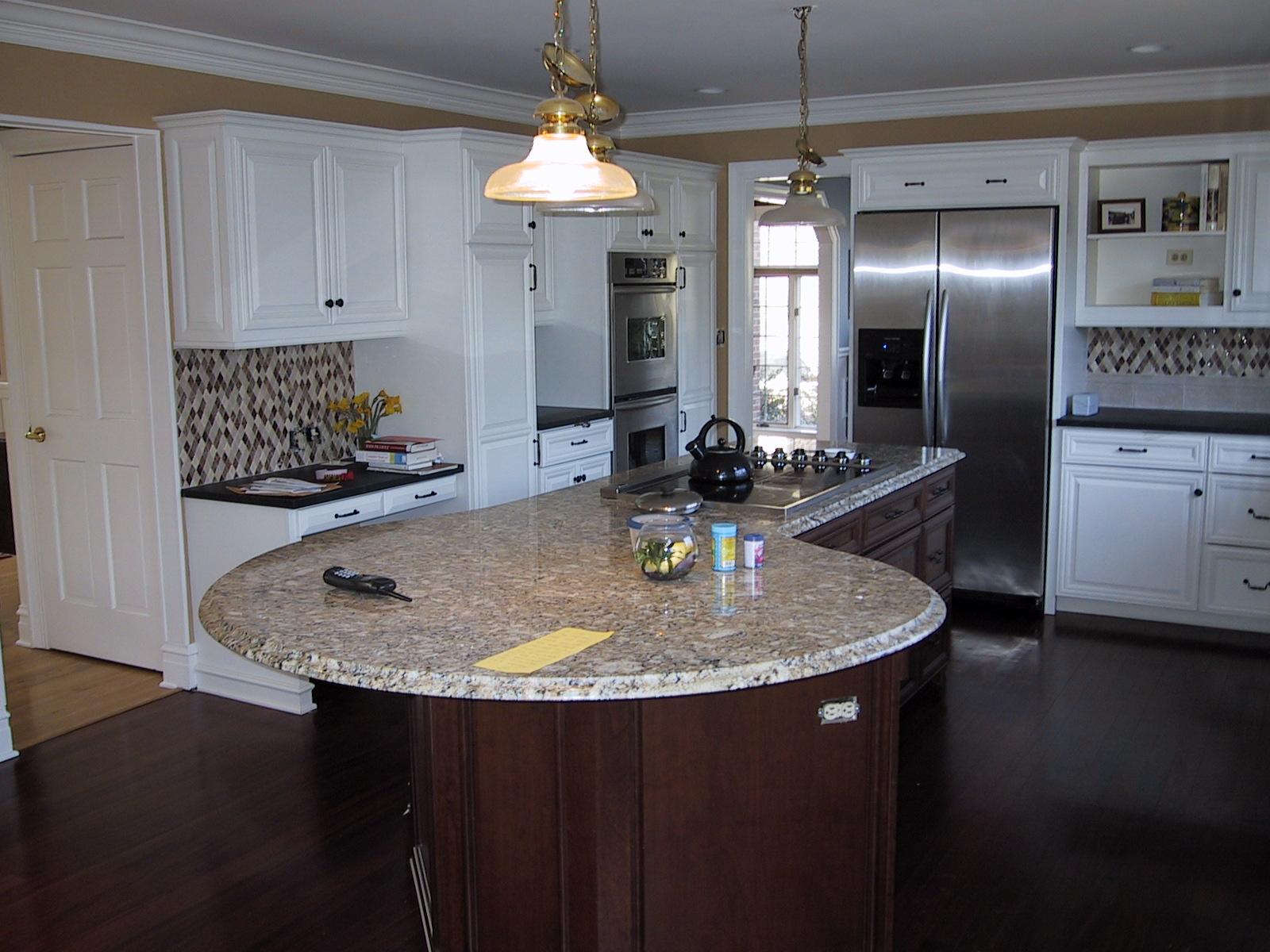 Cabinet Refacing Cost Kitchen Craftsman Geneva Illinois