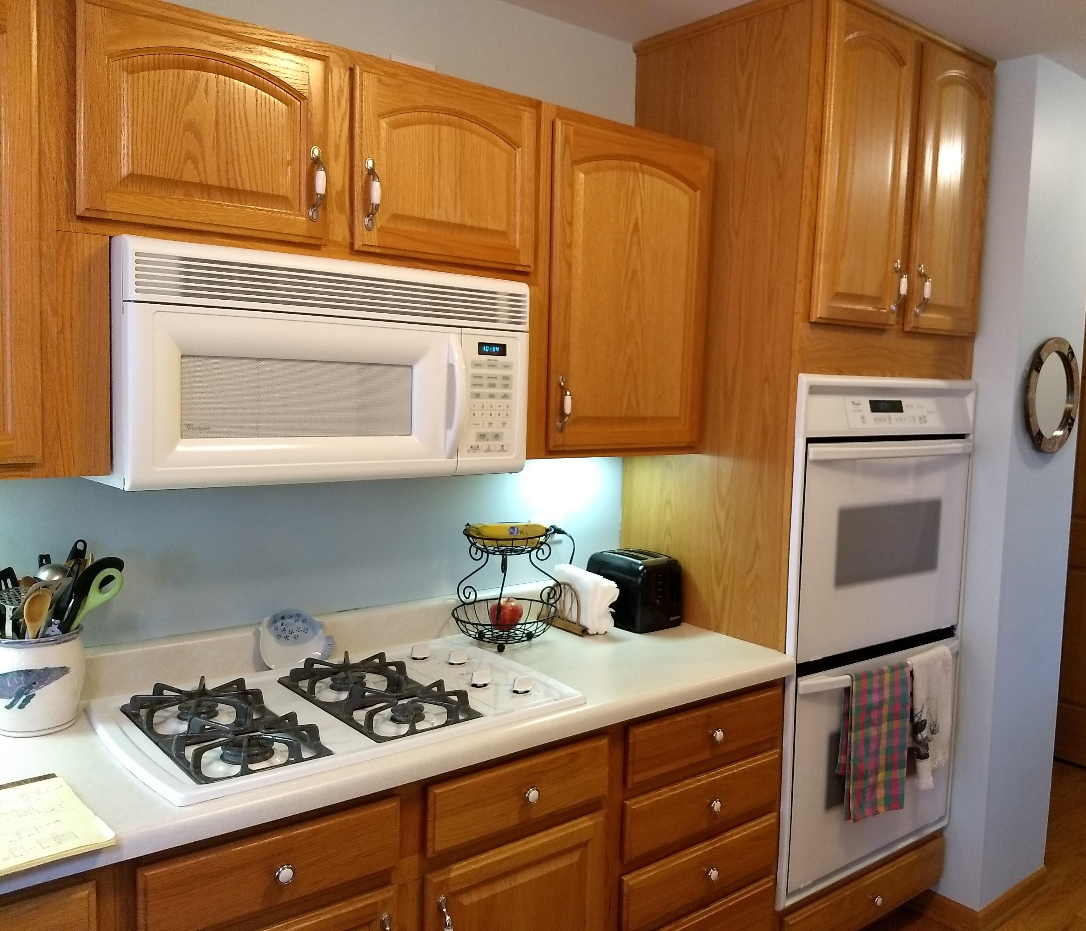 Adding to Upper Cabinets - Kitchen Craftsman - Geneva ...